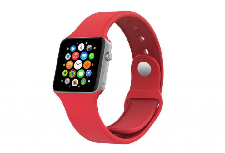Correas de silicona Apple Watch