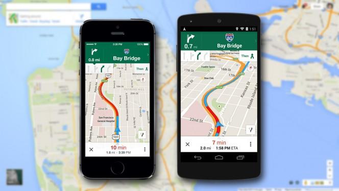 Google Maps - servicios de viajes