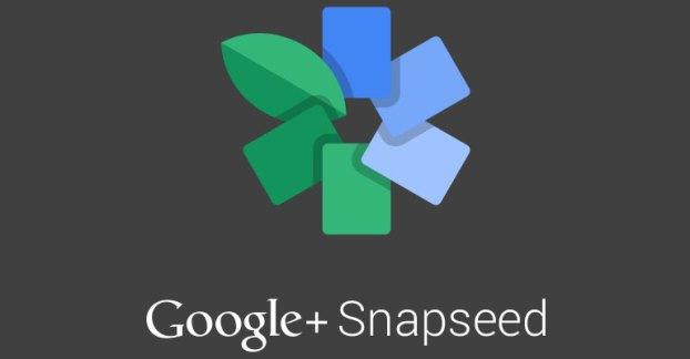 Google+ y Snapseed