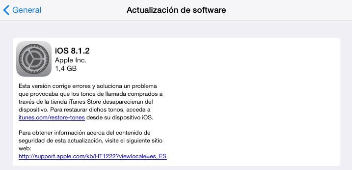 iOS 812 iPad