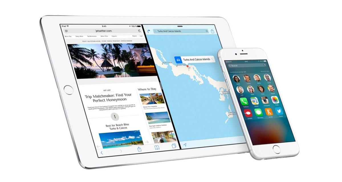 iOS 10 - Apple en 2016