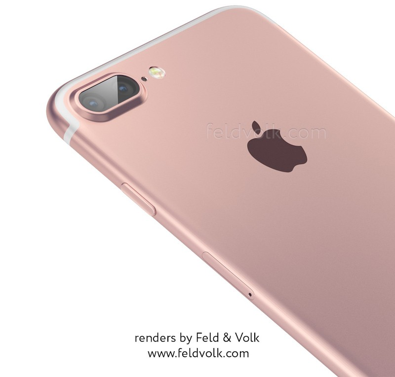 iPhone 7 render 1