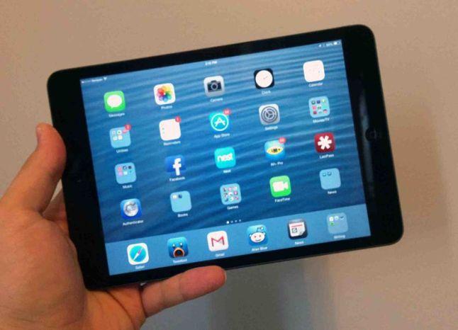 Las aplicaciones a pantalla dividida en el iPad podrían llegar a ser una realidad