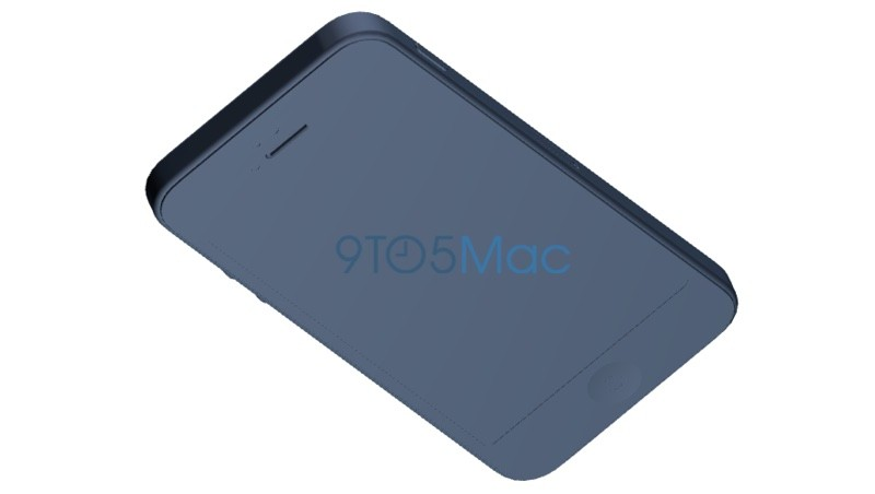 iPhone 5se diseño