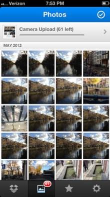 Carga Automática Fotos Dropbox 2.0