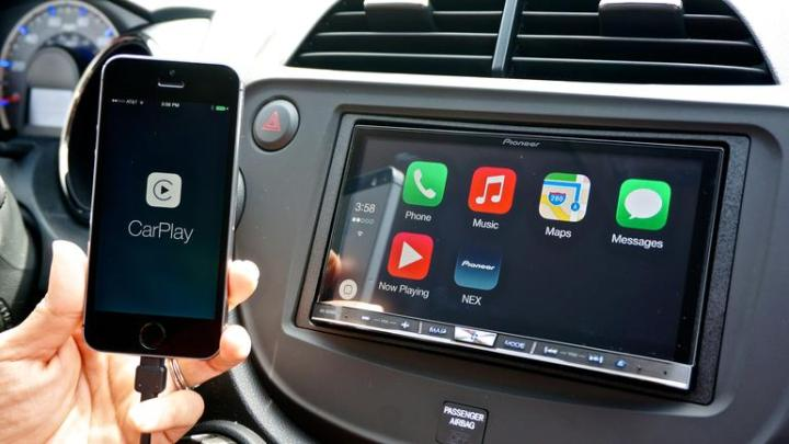 pionner carplay 2