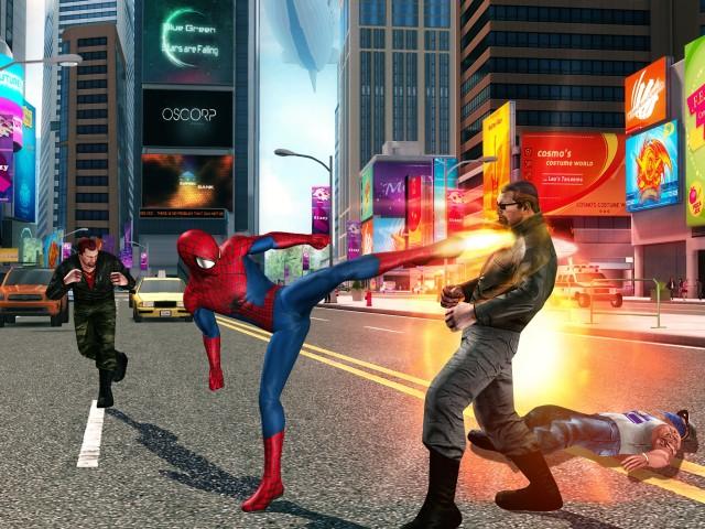 spiderman 2 Gameloft