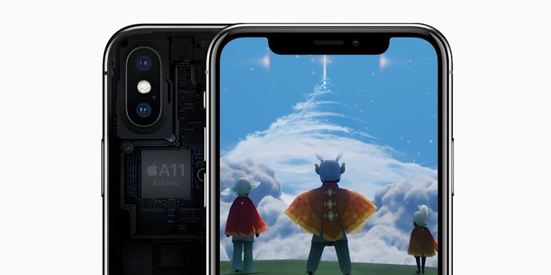 A11 Bionic - iPhone X