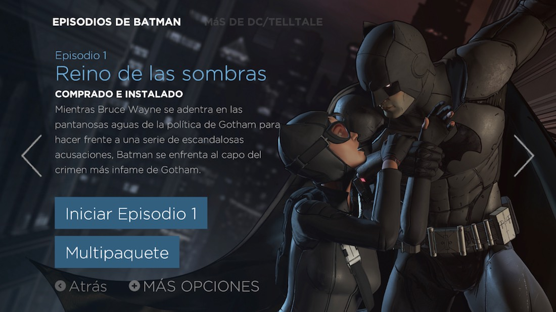Batman Telltale Series - Episodio 1 gratis