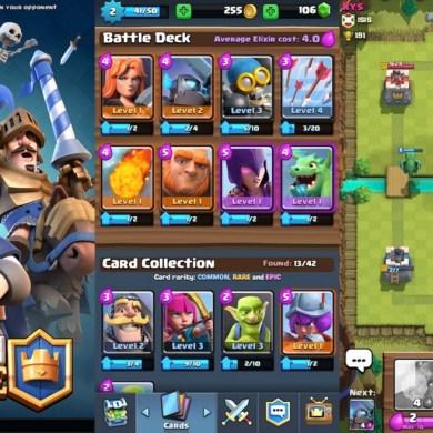 Clash Royale iOS