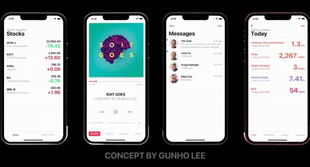 Concepto iPhone 11