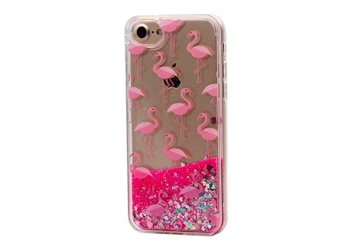 Funda flamencos iPhone