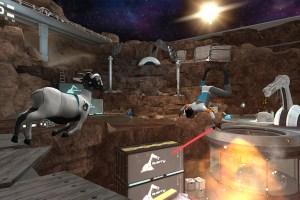Goat Simulator Space
