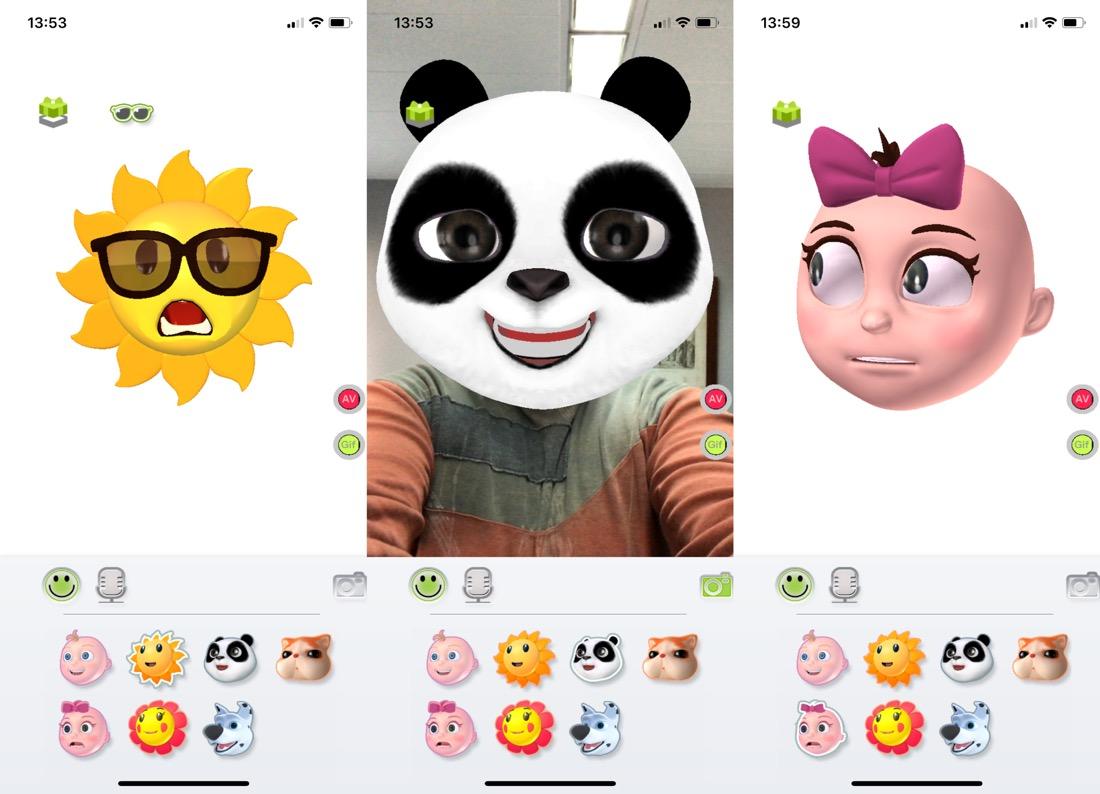 Happy Emoji AR - Animoji iPhone X
