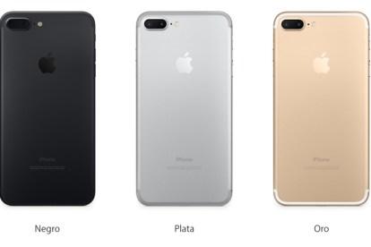 Reservar iPhone 7