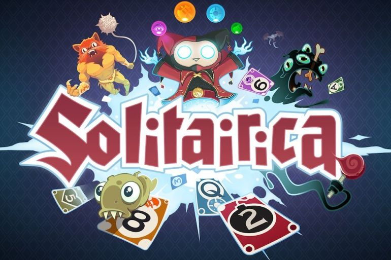 Solitairica - Juego de cartas Solitario y batallas en iOS