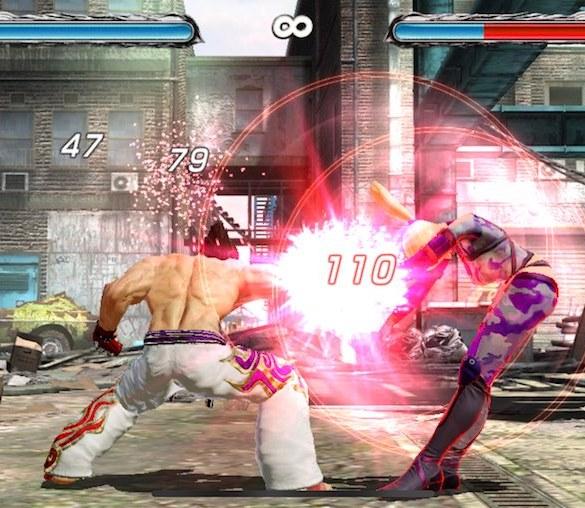 Tekken iPhone