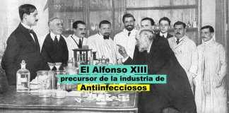 El Alfonso XIII laboratorio de higiene