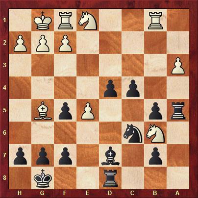 Döhring vs Haringer nach 26. Lg5