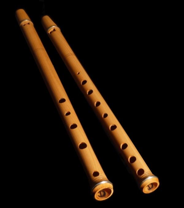 double flute