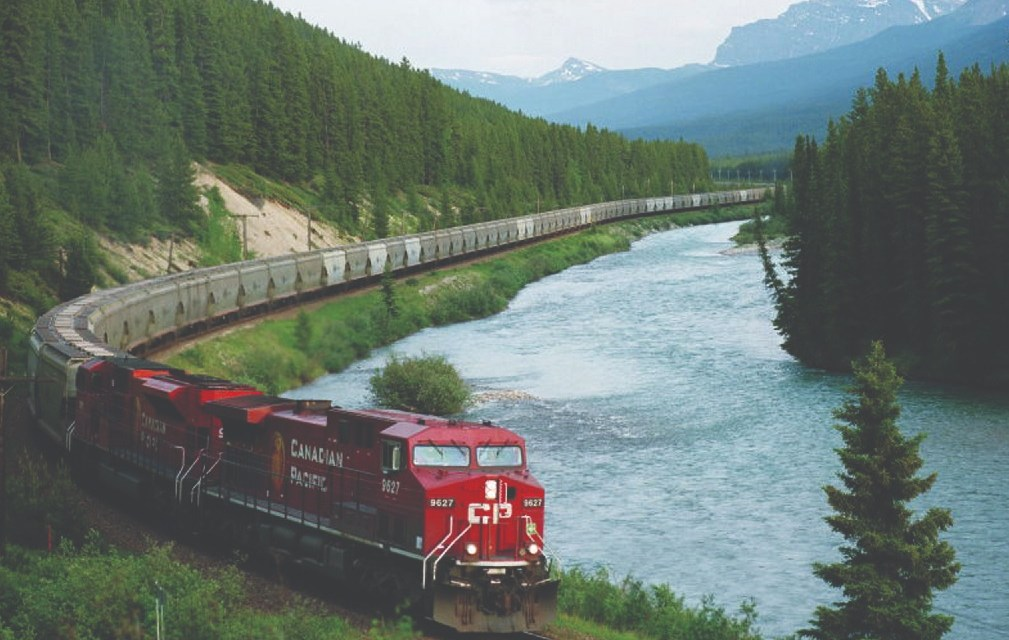 CP Rail to Set Science-Based Emissions Targets, Adopts TCFD to Assess Climate Risk