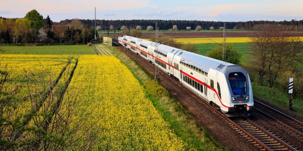 Deutsche Bahn GHG Targets Approved by Science-Based Targets Initiative