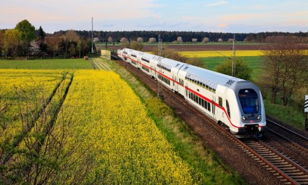 Deutsche Bahn GHG Targets Approved by Science-Based Targets Initiative