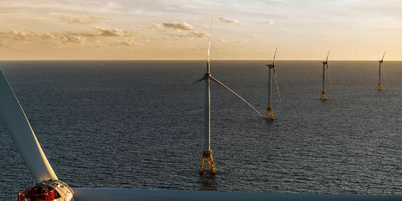 ENGIE and EDPR Launch Offshore Wind Company