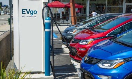 GM Collaborates with EVgo to Triple Fast Charging Network
