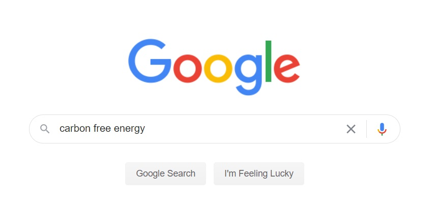 Google Achieves Zero Lifetime Net Carbon Footprint, Now Aiming for 100% Carbon-Free Energy