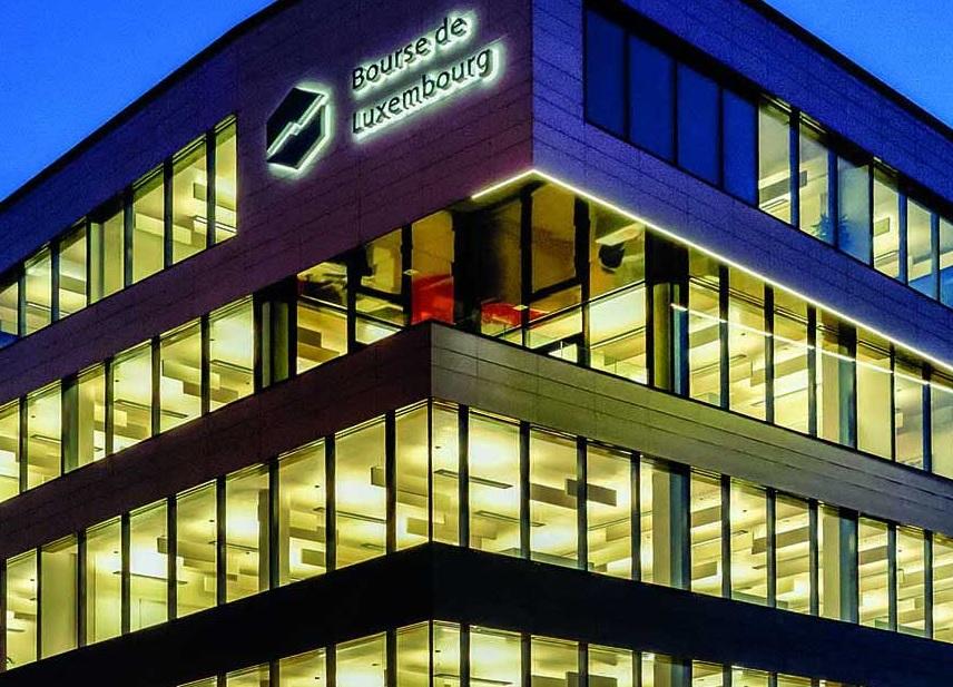 Luxembourg Stock Exchange Launches Sustainable Finance Data Hub