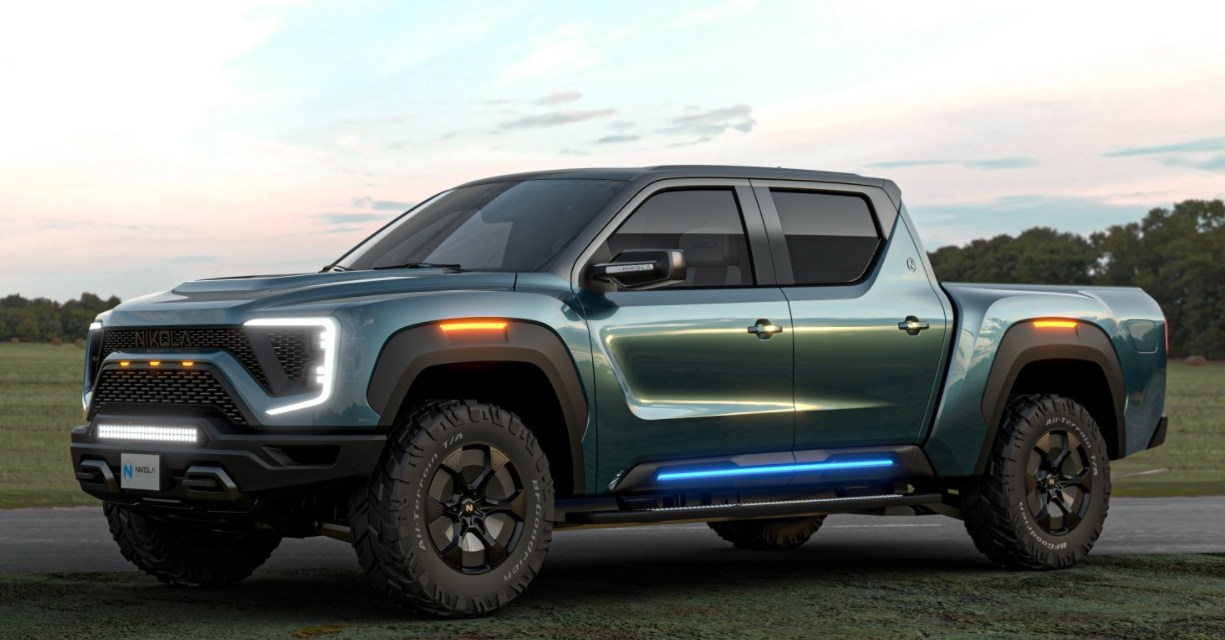 GM, Nikola Shares Jump on Battery and Fuel Cell Vehicle Partnership