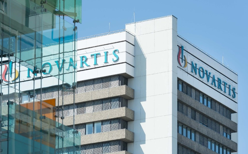 Novartis Launches Healthcare Industry's First Sustainability-Linked Bond Offering