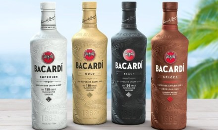 Bacardi Introduces 100% Biodegradable Spirits Bottle