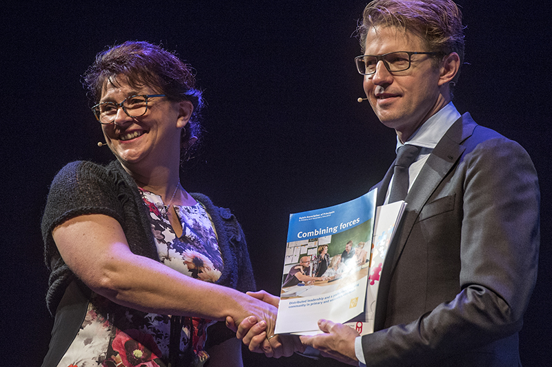 500 schoolleiders uit heel Europa naar Maastricht voor een driedaagse conferentie van de European School Heads Association ESHA Organisatie is in handen van de Algemene Vereniging Schoolleiders AVS