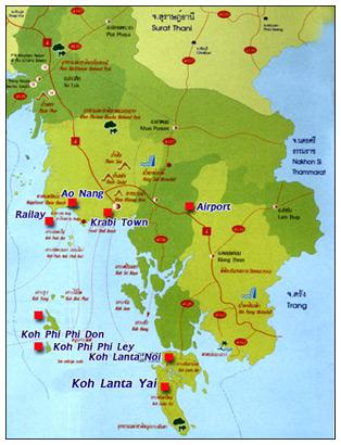 krabi-map