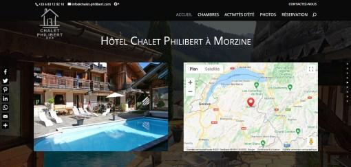 Hôtel Chalet Philibert à Morzine