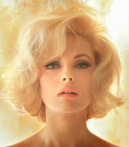 For Vintage Lovers 60s Short Hairstyles  Short