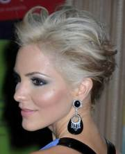 elegant hairstyles short