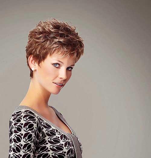 30 Best Short Layered Hairstyles  Short Hairstyles