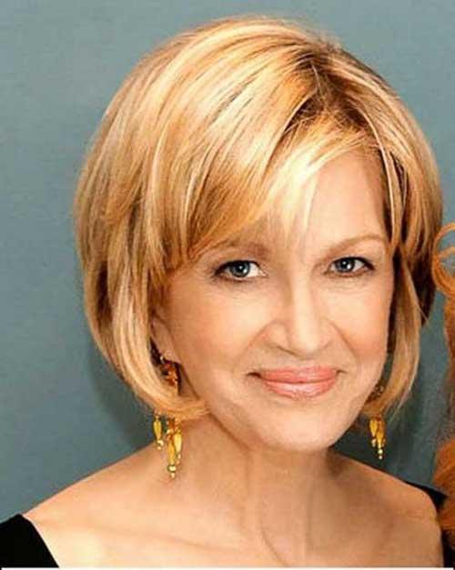 60 Best Short Haircuts Für ältere Frauen Neusteen Haar