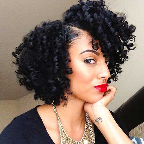 20 Best Cute Short Curly Hairstyles Short Hairstyles & Haircuts 2015