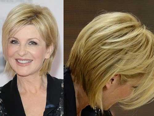 Neusteen Haar 60 Best Short Haircuts Für ältere Frauen