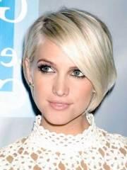 short celebrity hairstyles