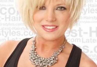 Women Short Haircut For Thick Hair Best Bob Hairstyles