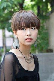 alluring short straight hairstyles