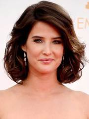 short hairstyles thick wavy
