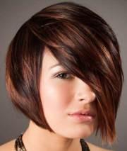 short brown haircuts