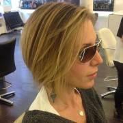 hairstyles thin short hair