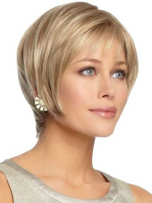 20 Short Haircuts For Oval Face Short Hairstyles & Haircuts 2015